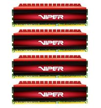 Patriot Viper 4 Series DDR4 32GB 3000MHz CL16 Quad Channel Desktop Ram